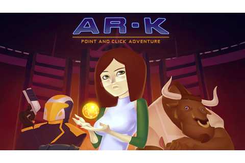 AR-K, an old-school game with a new twist... by Gato ...