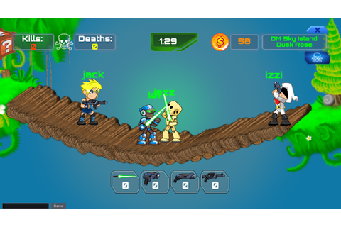 Tiny Heroes Online game (apk) free download for Android/PC ...