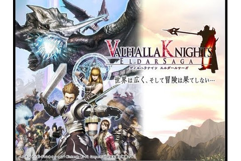 Valhalla Knights: Eldar Saga _ Full Playthrough Part 1 ...