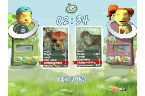 Top Trumps Adventures Horror and Predators Download Free ...