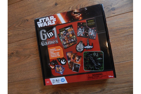 Ravensburger Star Wars The Force Awakens Board Games