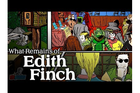 What Remains of Edith Finch Walkthrough - Part 2 | | Story ...