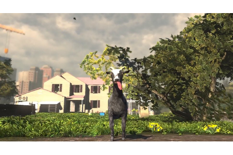 Goat Simulator Game Actually Being Released: Reverse ...