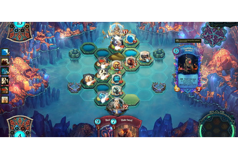Faeria getting new co-op campaign in first expansion ...