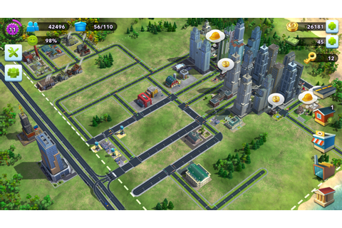 Game App Review — SimCity BuildIt by EA | Incandescent City