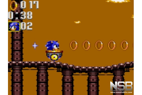Sonic the Hedgehog Triple Trouble - Game Gear | NoSoloBits