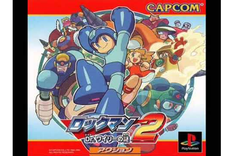Rockman 2 Complete Works OST - 06. Bubble Man Stage - YouTube