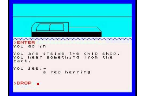 Urban Upstart Walkthrough, ZX Spectrum - YouTube