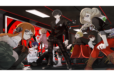 Persona 5 TV Video Game Guide - How To Play Games, Improve ...
