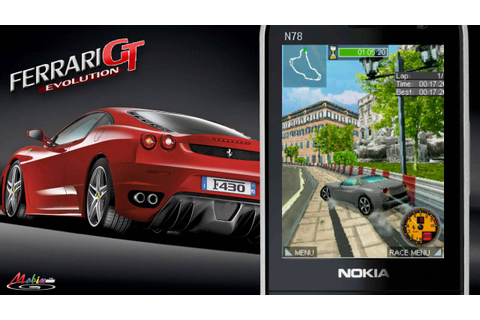 [HD] Gameloft Ferrari GT Evolution HD Mobile Game (Windows ...