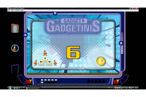Pc Game Forever Gadget & the Gatgetinis - YouTube