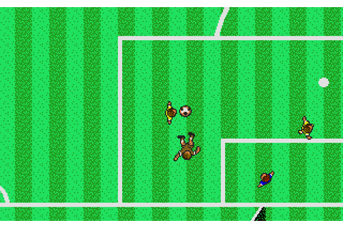 Microprose Soccer (1989) by Electronic Pencil Atari ST game