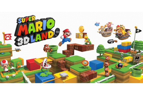SUPER MARIO 3D LAND | Nintendo 3DS | Games | Nintendo