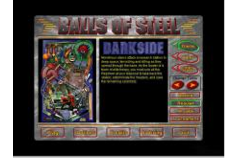 Balls of Steel Download (1998 Arcade action Game)