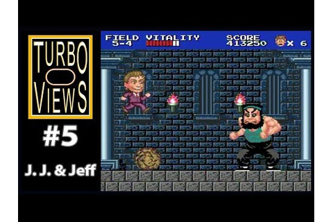 """J.J. and Jeff"" - Turbo Views #5 (TurboGrafx-16 / Duo game ..."