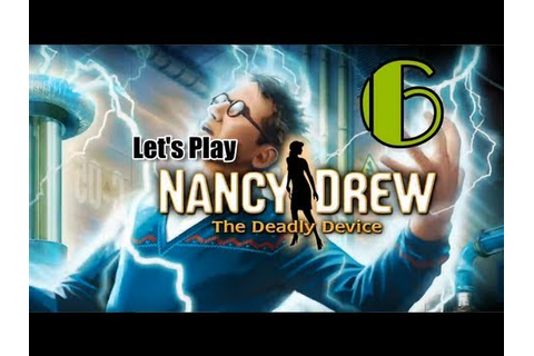 Nancy Drew The Deadly Device Walkthrough - HIGH SCORE ON ...