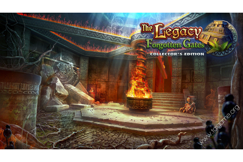The Legacy: Forgotten Gates Collector's Edition - Download ...
