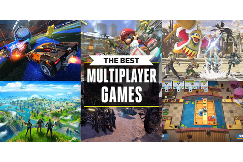Best Multiplayer Games 2020 | Multiplayer Video Games