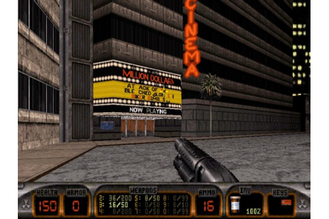 Duke Nukem 3D (1996) - PC Review and Full Download | Old ...