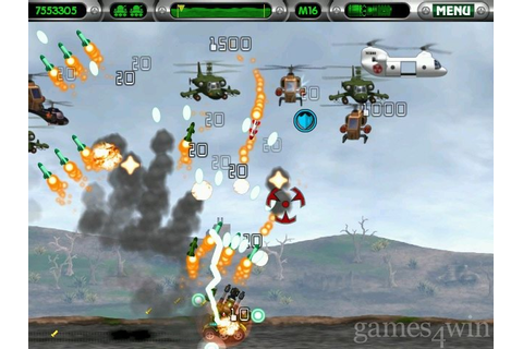 Heavy Weapon Deluxe Download on Games4Win