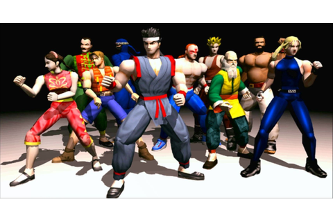 Virtua Fighter: Every Game In The Series, Ranked | TheGamer