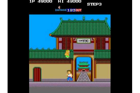 Arcade - Shaolin's Road - YouTube