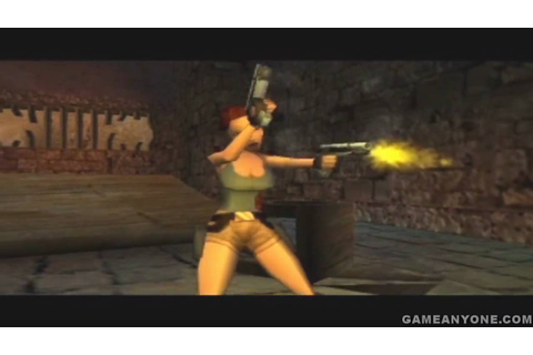 Tomb Raider: The Last Revelation - [HD] - Menkaure's ...