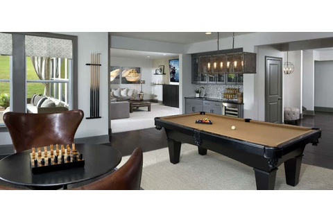 Game Room Essentials for Your New Home | NewHomeSource