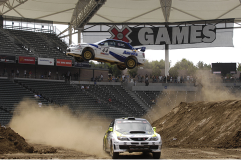 X-Games 15 Sets A New Standard For Rallying | Top Speed