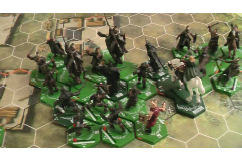 The Lord of the Rings Tradeable Miniatures Game Lotr TMG ...