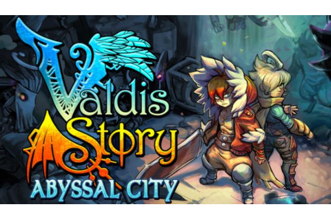Valdis Story: Abyssal City Free Download (1.0.0.25) « IGGGAMES