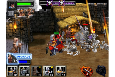 Army of Darkness: Defense Screenshots for iPad - MobyGames
