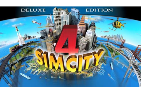 SimCity 4 Deluxe Edition Free Download « IGGGAMES