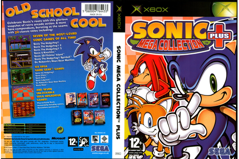 Download free Sonic Mega Collection Xbox Game ...