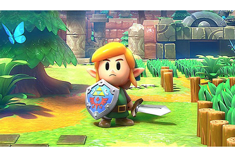 Zelda: Link's Awakening Interview: Nintendo on New ...