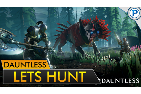 Dauntless: Master The Hunt (Free To Play Monster Hunter ...