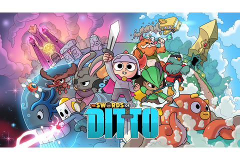 Save 25% on The Swords of Ditto on Steam