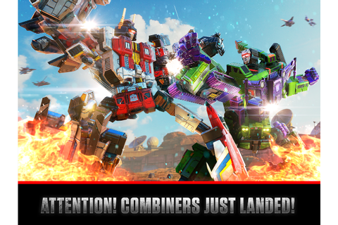 Transformers Earth Wars Mod Apk For Android v1.61.0.20893 ...
