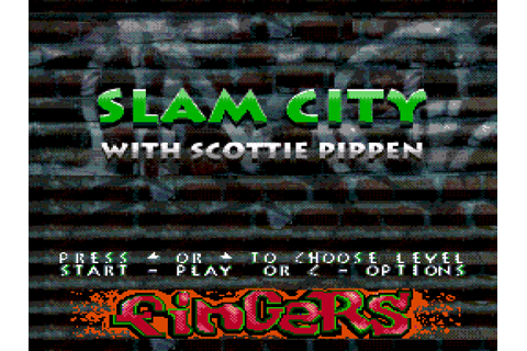 Slam City With Scottie Pippen Download Game | GameFabrique