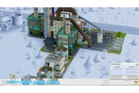 Sim City 5 (2013) : Maxed out Oil Refinery - YouTube