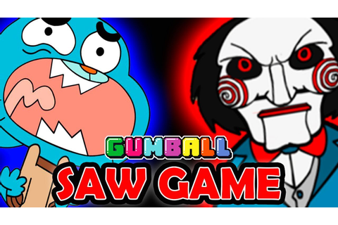 GUMBALL SAW GAME PARTE 1 | Solucion Saw Game - ManoloTEVE ...