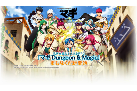 Download Game Magi Dungeon & Magic | MikhailRyu Blog