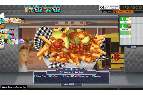 Cook Serve Delicious 3 PC Game - Free Download Full Version
