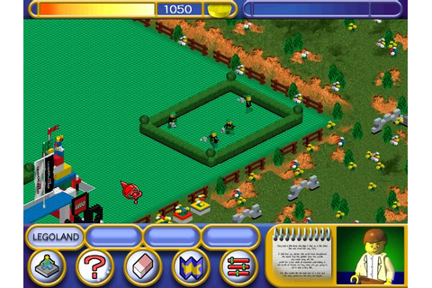 LEGO: Legoland Download (2000 Educational Game)