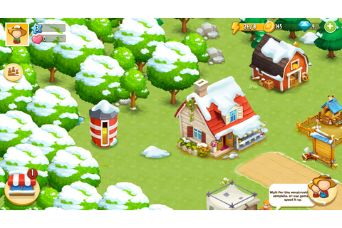 Happy Farm: Candy Day Review - Farm Games Free