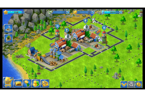 Family Town Gameplay - City Building Online Game for ...