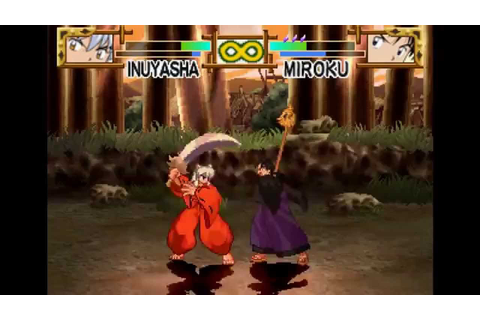 Inuyasha: A Feudal Fairy Tale ... (PS1) - YouTube