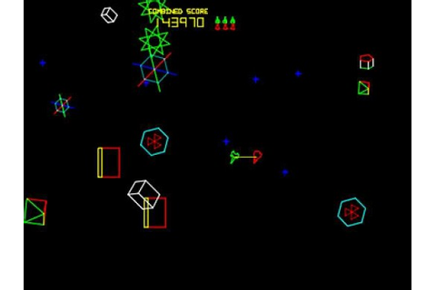 Space Duel Arcade Game | HubPages