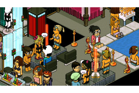 What is happening in Habbo Hotel? - Channel 4 News