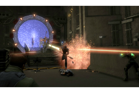 Stargate Resistance (Video Games) » GateWorld